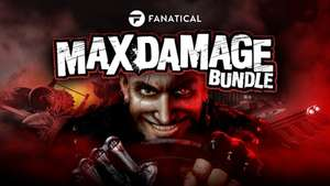[Steam] Max Damage Bundle - £3.19 - Fanatical
