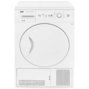 Beko DCUR801W Condenser Tumble Dryer 8kg - White £179 delivered @ AO