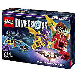 Lego dimension packs reduced £22 at Tesco direct