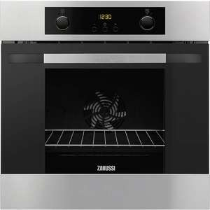 Zanussi ZOA35502XD Built In Single Multifunction Oven just £182.99 @ Co-op Electrical