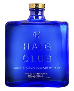 Haig Club Whiskey £26.40 @ Amazon Lightning Deal