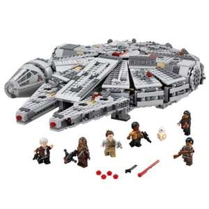 LEGO Star Wars Millennium Falcon (75105) £89.98 at ToysRus