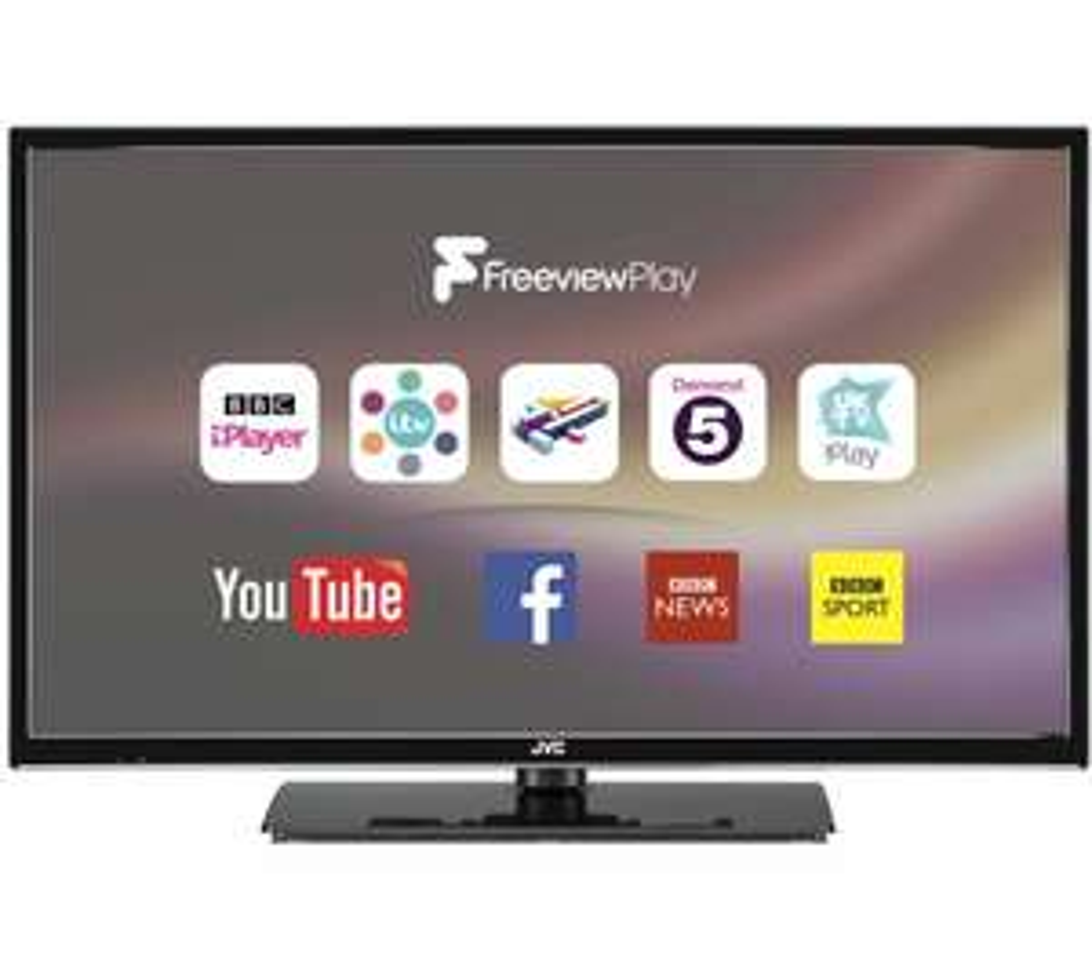 "JVC LT-32C672 32"" Smart LED TV  £159 @ Currys"