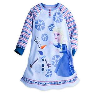 selection of disney nightwear reduced to £5, also buy 2 and get free gift box @ Disney store (£3.95 del)