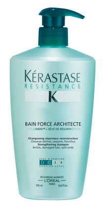 Kérastase Resistance Bain Force Architecte Shampoo 500ml - £20 Delivered @ All Beauty