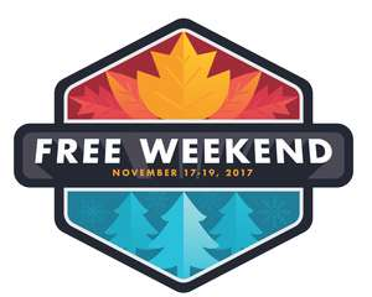 Code School Free Weekend (17th-19th Nov)