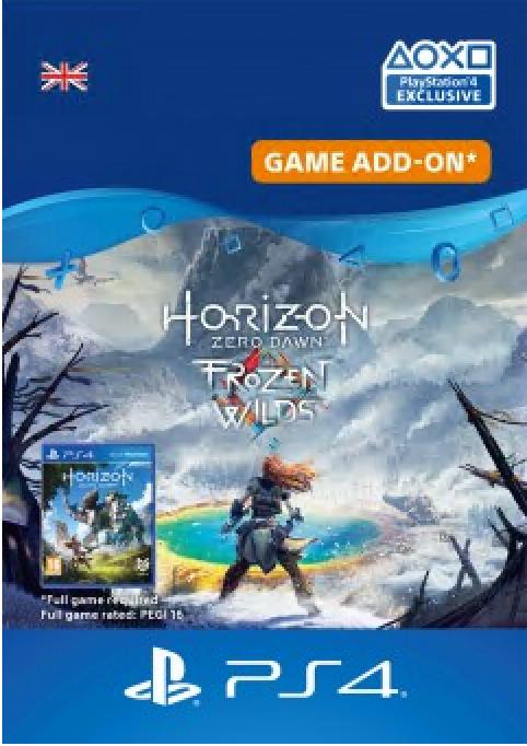 Horizon Zero Dawn - The Frozen Wilds (DLC) PS4 - £13.99 or £13.29 with 5% FB discount @ cdkeys.com