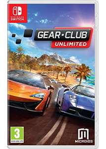 Gear.Club Unlimited (Nintendo Switch) - £28.85 @ BASE