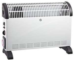Pro-Elec Convector Heater With Timer & Turbo - £18.60 @ CPC