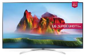 55 inch LG 4k 10Bit LG tv HDR SJ model - £799 @ Richer Sounds