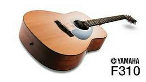 Yamaha F310 Full Size Acoustic Guitar £99 free delivery @ Dawsons Music