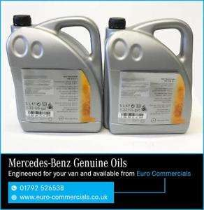 Genuine quality Mercedes Engine Oil BARGAIN £35.18 @ euro-commercials ebay