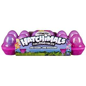 Hatchimals Collectibles 12pack £19.85  (Prime) / £23.84 (non Prime) at Amazon