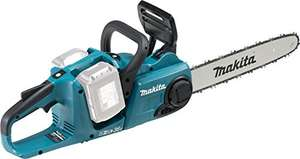 Chainsaw Cordless/Battery Makita DUC353Z 350 mm 18 V Bl LXT Brushless £173.99 Amazon