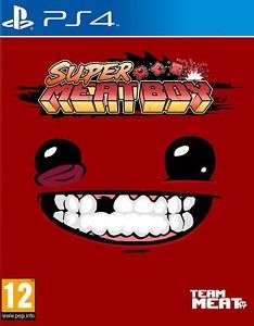 Super Meat Boy (PS4) £6.99 delivered @ ebay via bossdeals