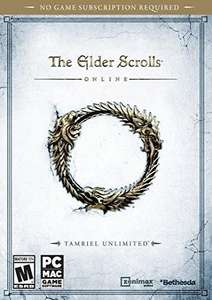 [PC/Mac] Elder Scrolls Online: Tamriel Unlimited - £3.99/£3.79 - CDKeys