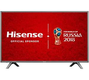 Hisense H60NEC5600UK 60 Inch Smart 4K Ultra HD TV with HDR Argos £584.10 with code FLASH10