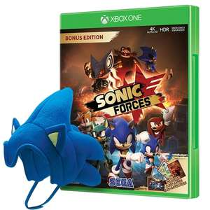 Sonic Forces Bonus Edition + Sonic Hat (Xbox One) £27.89 Delivered (Using Code) @ 365games