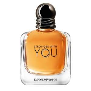 Giorgio Armani Emporio He Stronger With You Eau De Toilette 100ml Spray £49.60 Fragrance Shop