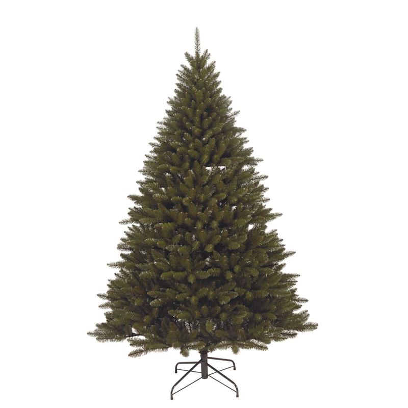 Homebase 7 foot Dark Green Balmoral Artificial tree £50