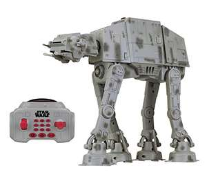 Star Wars RC Vehicle with Sound & Light Up U-Command AT-AT - £49.99 - Amazon/Smyths