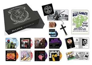 Black Sabbath  - The Ten Year War [VINYL] Box set, Deluxe Edition £195 - Amazon France