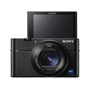 Sony Cybershot DSC-RX100 V Digital Camera @ Amazon £720 + £100 Cashback = £620