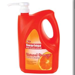 Swarfega Orange Hand Cleaner 4l £9.99 @ Eurcarparts