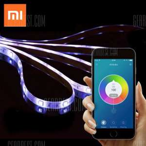 Original Xiaomi Yeelight Smart Light Strip RGB £18.33 Delivered @ Gearbest