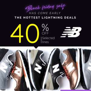 Get 40% off New Balance & FitFlop, 30% off Uggs & Skechers at Cloggs