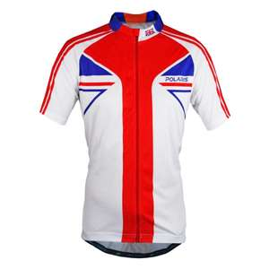 Decree Union Jack Road Cycling Jersey (was £47.99) £16.50 delivered at Polaris