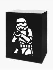Star Wars Storm Trooper Lamp half price @ asda direct - £7.50! More in OP!