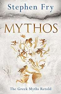 Stephen Fry Mythos  Hardcover £9.99   (Prime) / £13.98 (non Prime) at Amazon