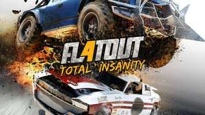 Flatout 4 on PS Store £15.99