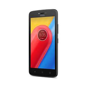 Motorola Moto C UK SIM-Free Smartphone £64.99 - Black @ Amazon