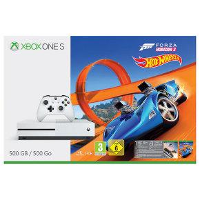 Xbox One S 1TB + Forza Horizon 3, COD WWII & Forza7 £299.97 @ Ebuyer