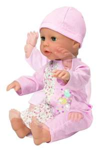 Baby Annabell Learns To Walk £19.98 @ Toys r us