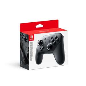 Nintendo Switch Pro Controller £53.09 with code @ 365Games