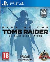 Rise of the Tomb Raider 20 Year Celebration £13.99 / Lego Worlds £10.75 (PS4/Xbox One) Delivered (Like New) @ Boomerang