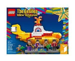 Lego Ideas 21306 The Beatles - Yellow Submarine (was £54.99) Now £39.99 delivered at IWOOT