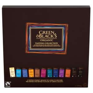 Green and Blacks Organic Chocolates £5.50 Half Price Tesco
