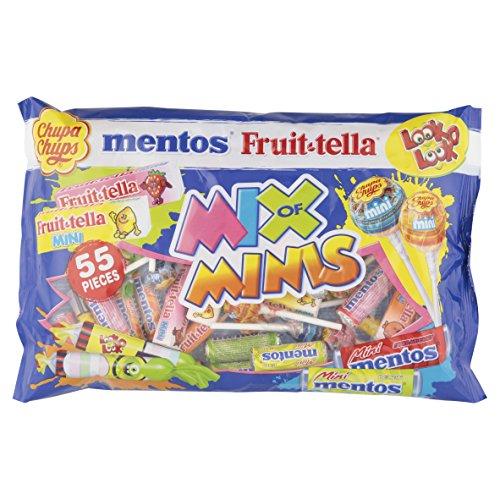 Fruittella Mix of Mini's 508g  £2 @ Amazon - Add on item