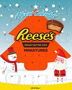 Reeses advent calendars 2 for £8 at Tesco instore - Tower Park