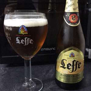 Leffe Blonde 75cl now in Aldi as a core range line. £2.49