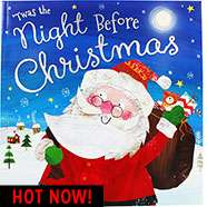 Childrens Christmas Books only £1.60 each (with code MUMS20) or TEN for £10 @ The Works (Free C&C)