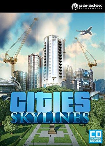 Cities: Skylines [PC/Mac Code - Steam] - Amazon £5.74