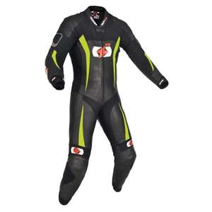 Oxford RP3 One Piece Leather Motorcycle Race Suit was £299.99 Free Postage @ MMS