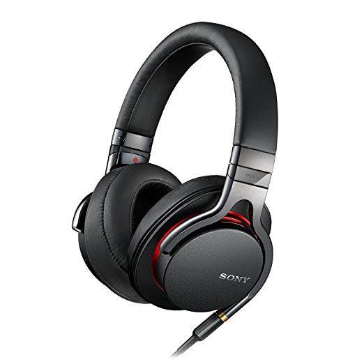 Sony MDR-1A Prestige Over Ear Headphones - Black £107.99 @ Amazon