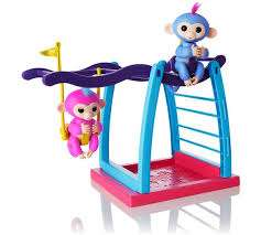 Fingerlings Monkey Playset with 2 Monkeys £29.99 instore @ Argos