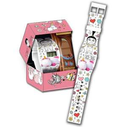Unicorn Watch & Chocolates Set £4.99 @ B&M